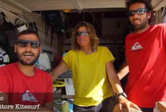 I nostri corsi kitesurf 2016